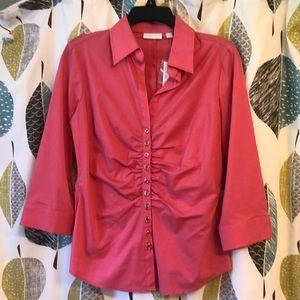 New York & Company dress shirt